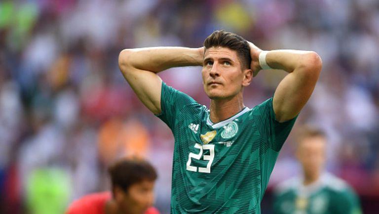 Сензация! Германия се провали с гръм и трясък! Южна Корея шокира Бундестима (видео + галерия)