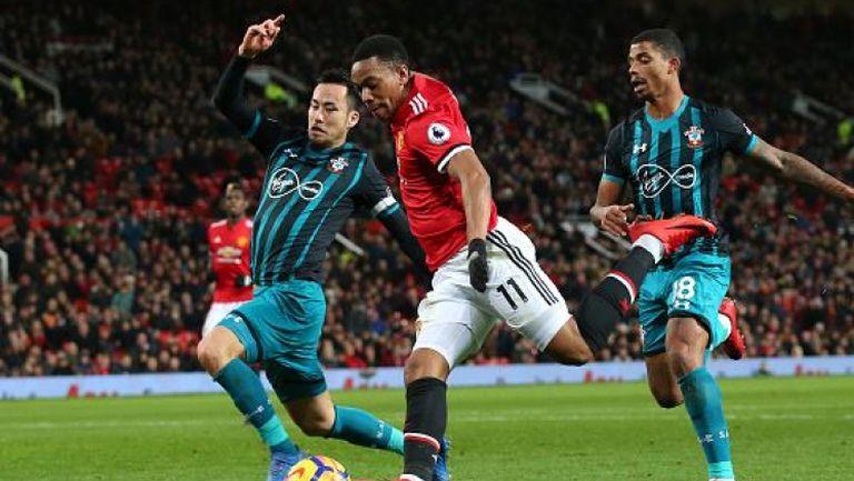 Манчестър Юнайтед - Саутхамптън 0:0