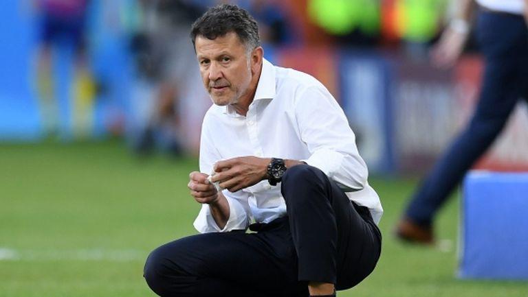 Осорио: Би било интересно да играем с Бразилия