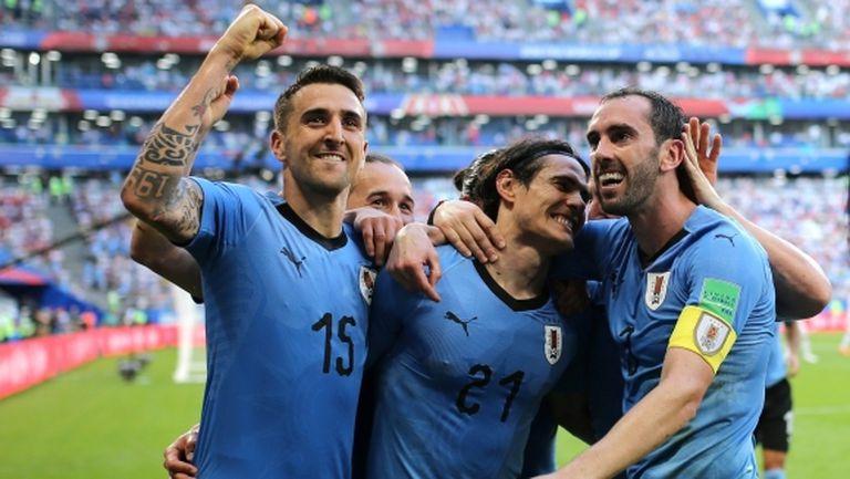 Челси с интерес към национал на Уругвай