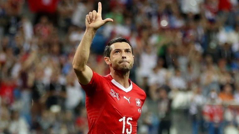 Блерим Джемайли е Играч на мача срещу Коста Рика