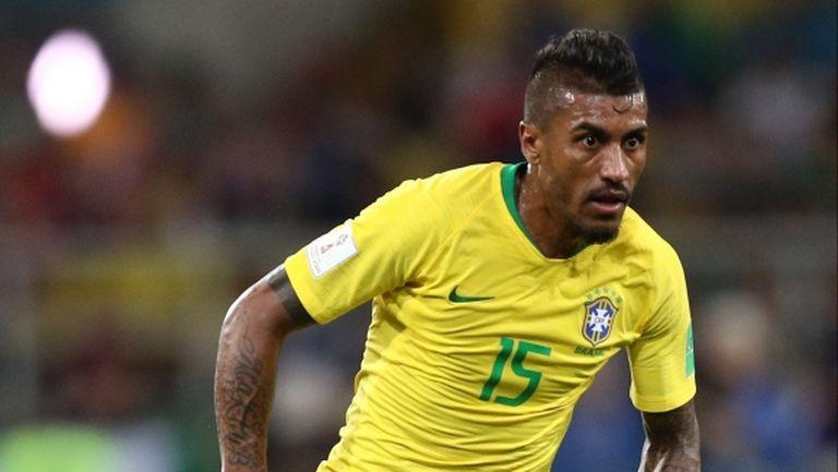Паулиньо: Радвам се, че отбелязах първия си гол на световно първенство