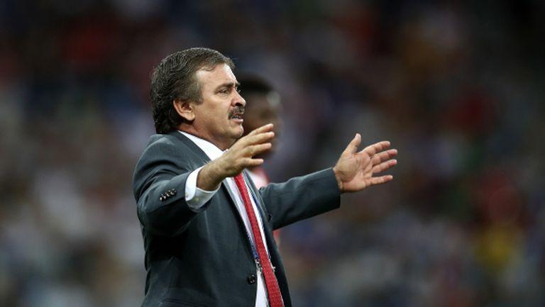 Оскар Рамирес: Не заслужавахме подобно развитие на мача