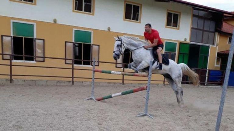 Тервел Пулев яхна коня Чародей