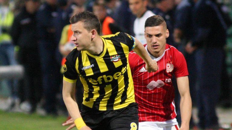 Мениджър преговаря с 3 елитни италиански клуба за Неделев