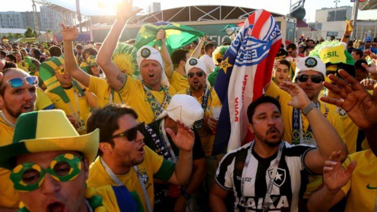 Бразилия - Сърбия подобри 12-годишен рекорд по гледаемост