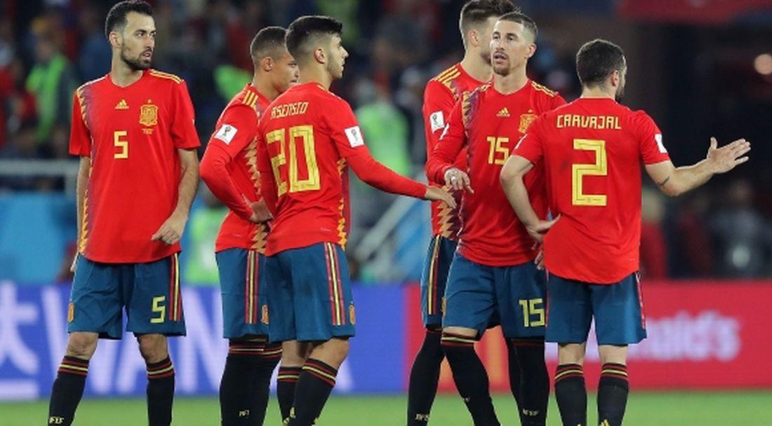 Испания няма победа срещу домакин на финалната фаза на Мондиал