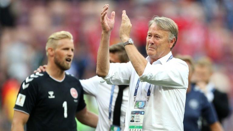 Селекционерът на Дания: Ще атакуваме Хърватия, по-умният ще спечели