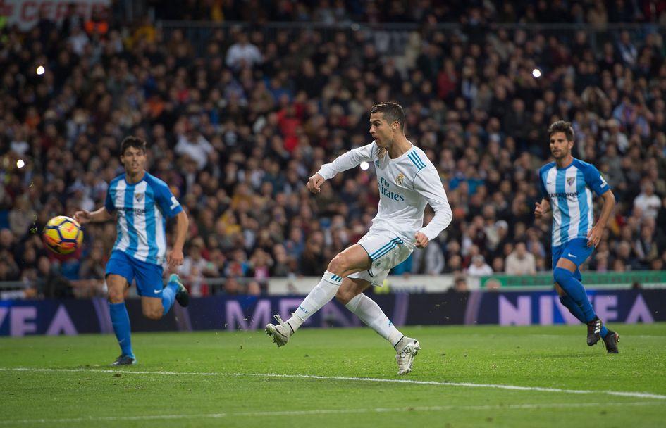 Реал Мадрид - Малага 3:2