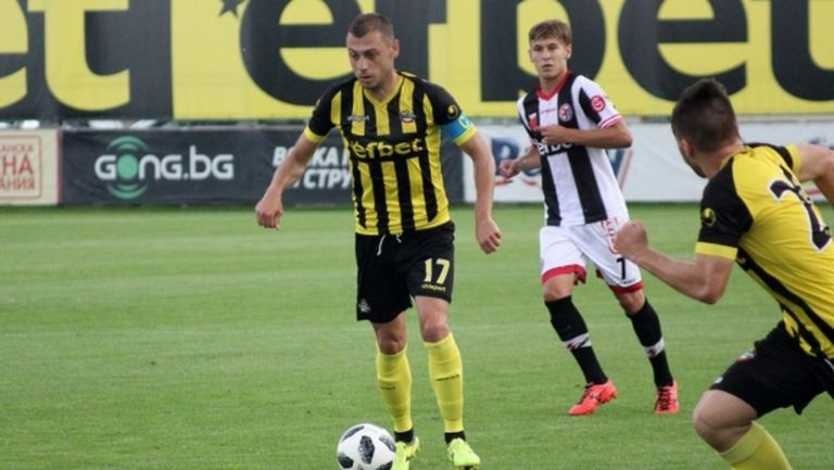 Ботев (Пловдив) с трета поредна победа