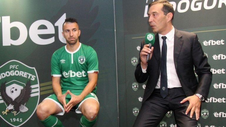 Дяков: Новият треньор на Лудогорец се различава доста от предишните (видео)