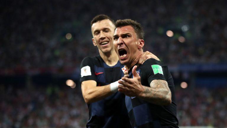 Дания и Хърватия поставиха рекорд на Световните първенства по футбол