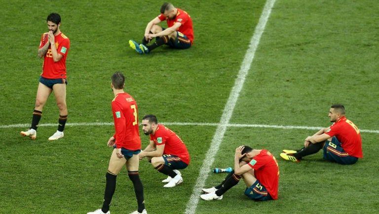 """""""Контра Мондиал"""": Кой провали Испания?"""