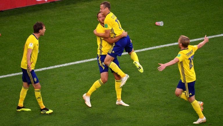 Швеция се готви за дузпи срещу Швейцария