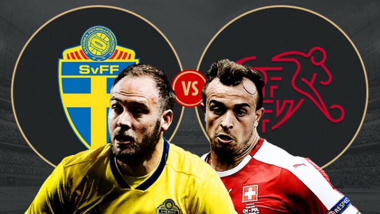 Швеция и Швейцария - кой ще надмине очакванията?