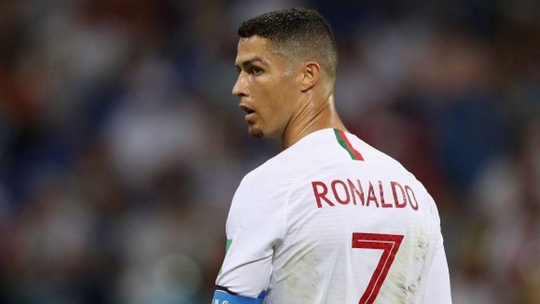 "Кристиано Роналдо пред трансфер в Ювентус, гръмна ""Марка"""