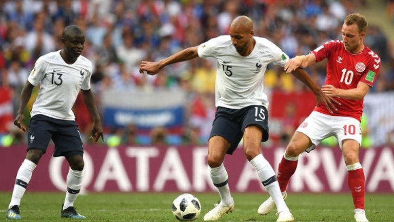 Халф на Франция подаде трансферна молба, за да премине в Арсенал