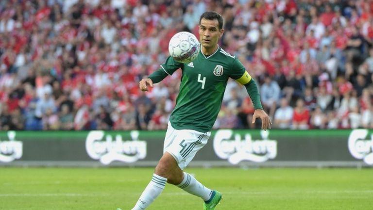 Легендата Маркес приключи с националния на Мексико