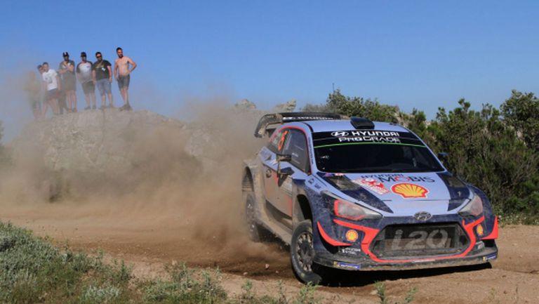 Япония и Чили напират за домакинство във WRC