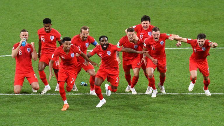 Специална оферта за победа на Англия