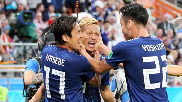 Двама ветерани приключиха с националния отбор на Япония