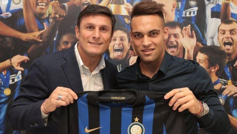 Мартинес: Ще дам всичко за Интер