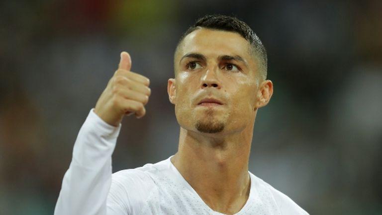 """""""АС"""": Кристиано Роналдо е приел предложението на Ювентус"""
