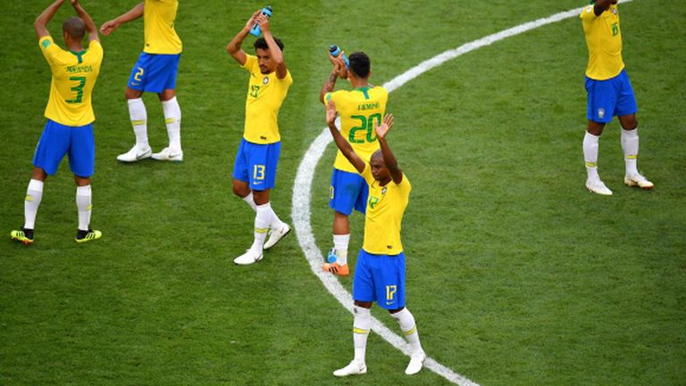 Жуниньо: Този отбор на Бразилия се бори