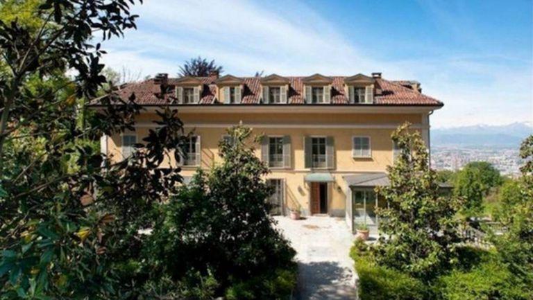 Кристиано си избра къща в Торино