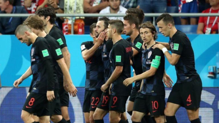 Хърватите се целят в полуфинал на Мондиал 2018