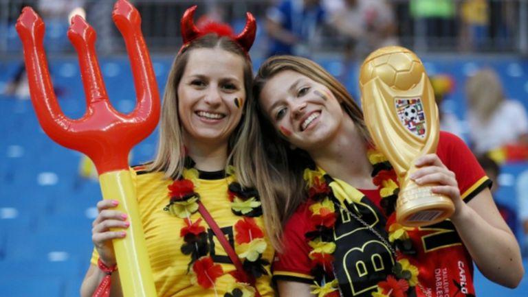 2000 белгийци ще подкрепят Азар и компания срещу Бразилия