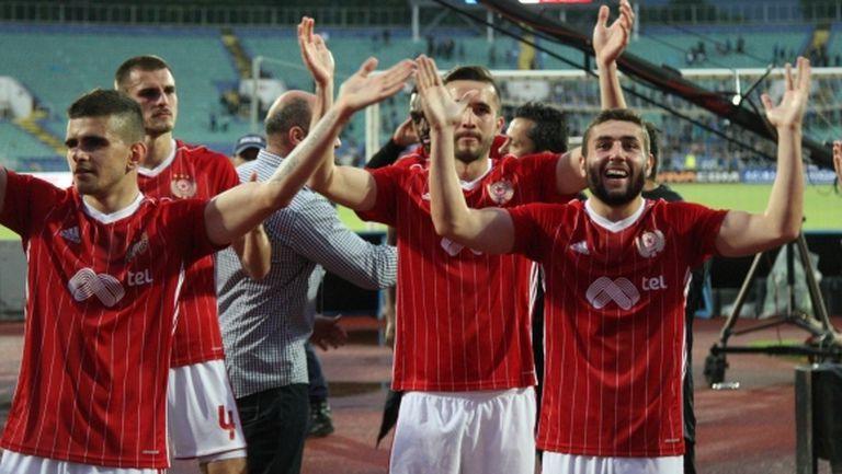 Таран на Антверпен е трансферна цел на ЦСКА-София