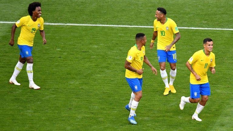 Стоичков: Белгия има шанс, ако спре Коутиньо и Неймар