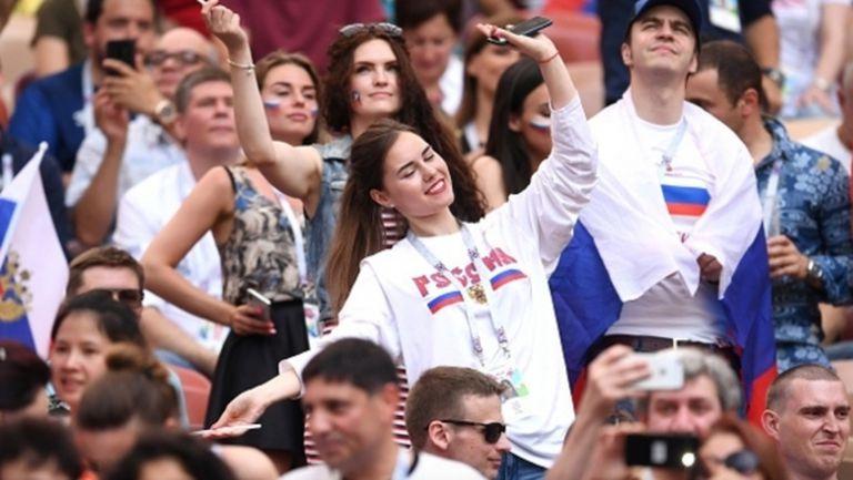 56% от руснаците вярват в победата над Хърватия