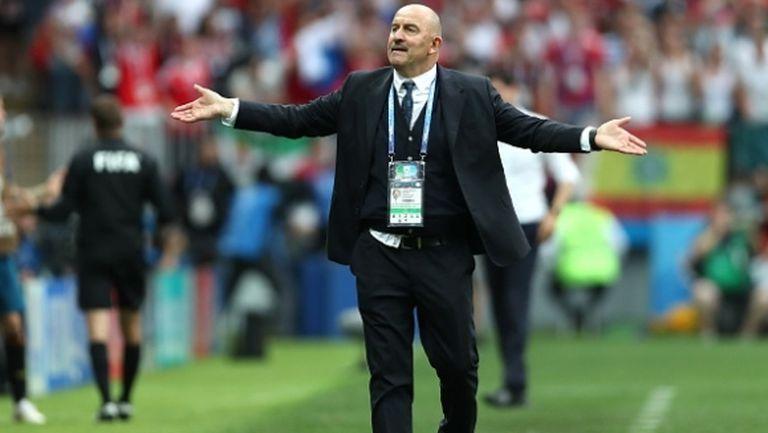 Черчесов: Срещу Хърватия трябва да покажем индивидуални качества и отборна игра