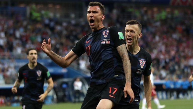 Силен дъжд премести тренировката на Хърватия