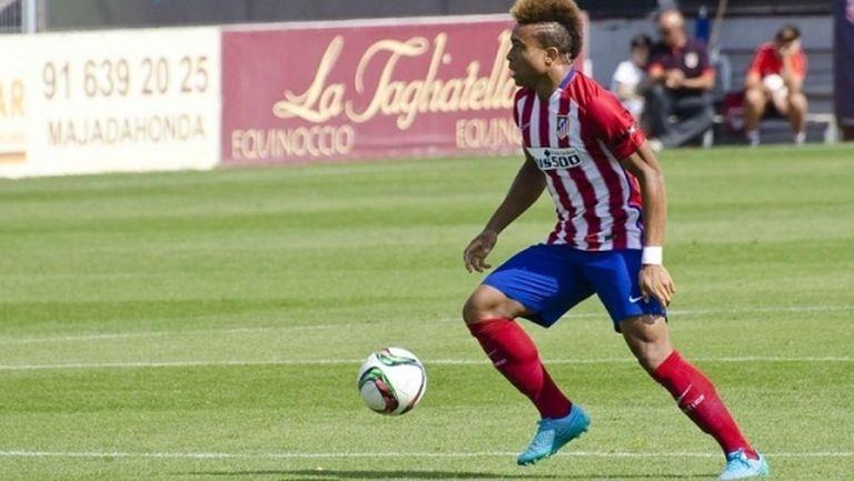 Майнц 05 привлече полузащитник на Атлетико Мадрид