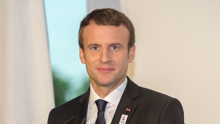 Макрон ще подкрепя Франция от трибуните на полуфиналa