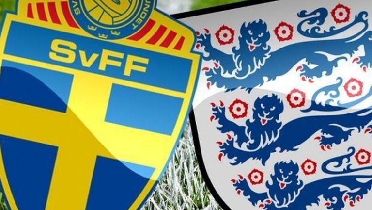 Англия се цели високо, но първо трябва да прескочи Швеция