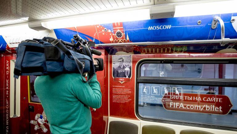"""Московски таксиджия врътнал подъл номер на журналист от """"Би Би Си"""""""