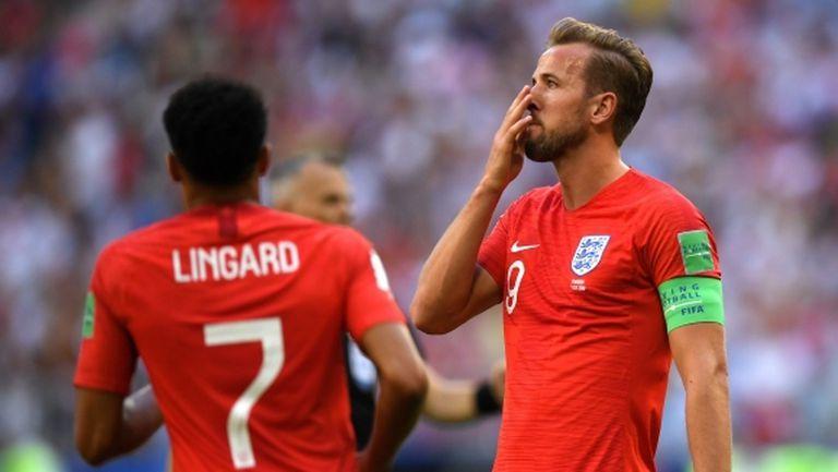 Англия за трети път на полуфинал