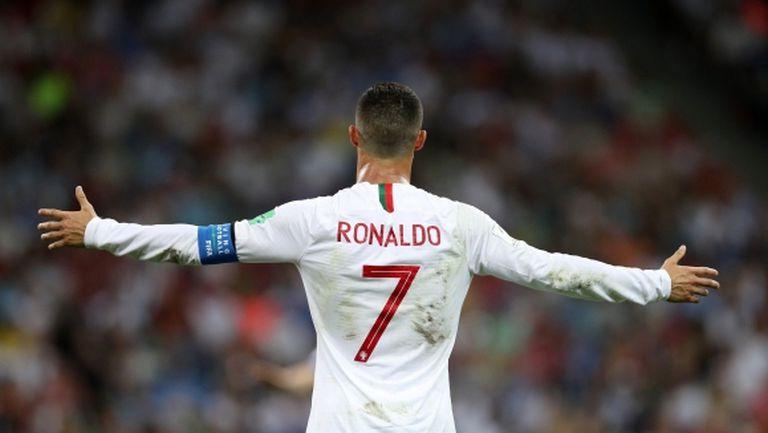 Паоло Роси: Ако говорим за физика, Роналдо е като момче на 25 години