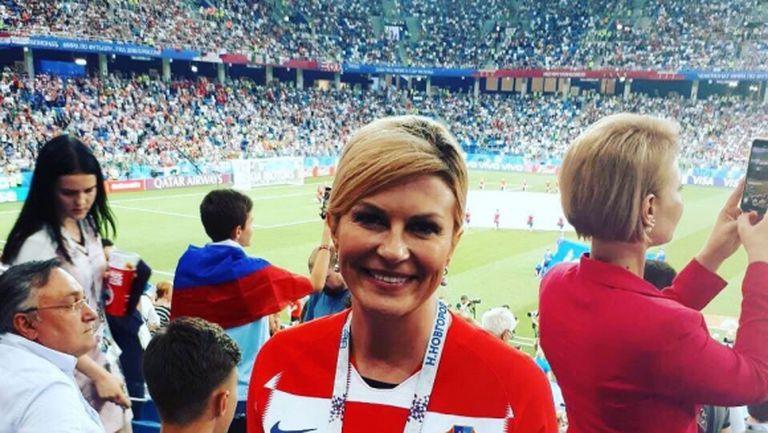 """Президентът на Хърватия поздрави """"шахматистите"""" за победата над Русия в съблекалнята (видео + снимки)"""