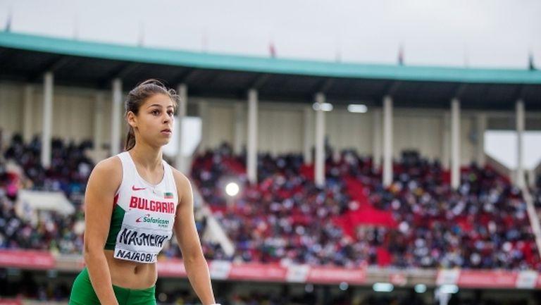 Александра Начева докосна златото, но спечели сребро на Европейското