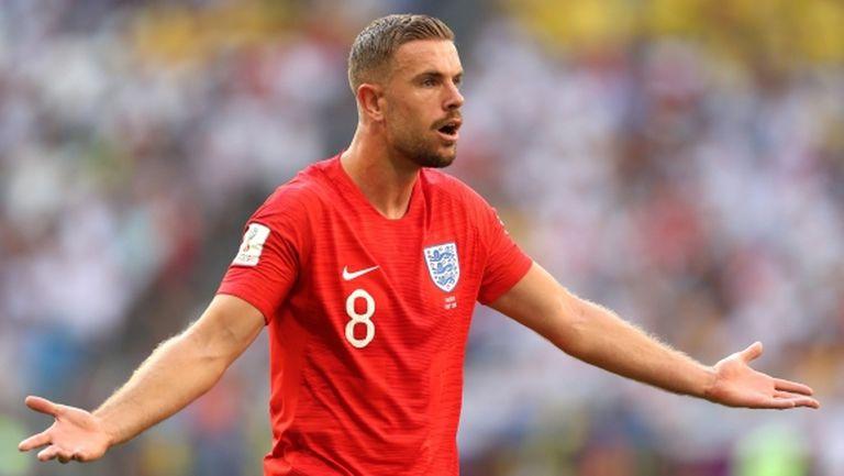 Хендерсън притесни щаба на Англия преди полуфинала