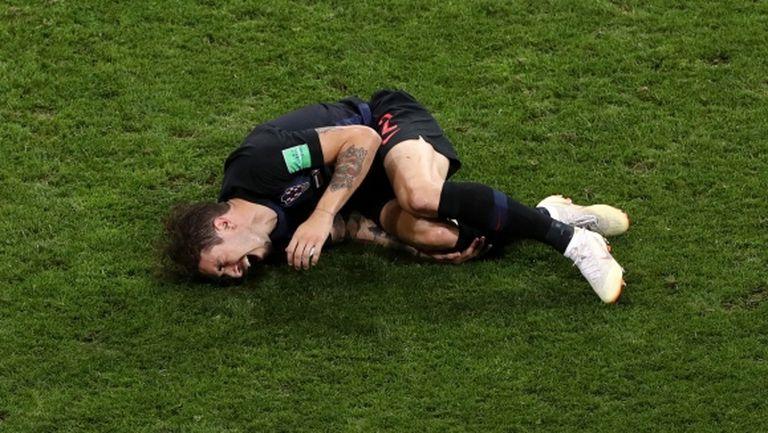 Голям удар за Хърватия преди полуфинала с Англия