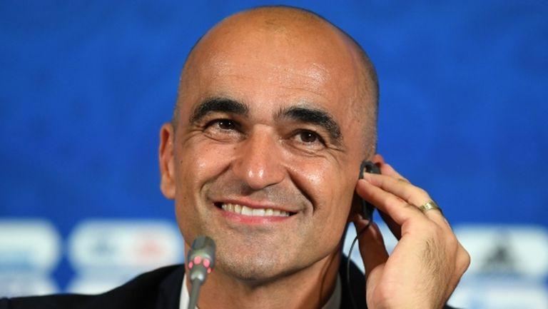 Роберто Мартинес: Най-важното в тези мачове е отборът