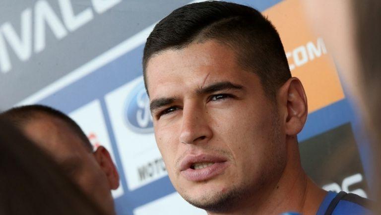Горанов: Вярвам, че този сезон ще е успешен за нас (видео)