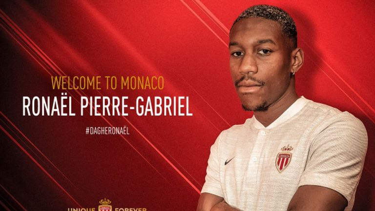 Mонако привлече защитник на Сент Етиен