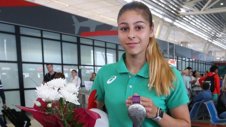 Александра Начева: Нямаше какво повече да направя, доволна съм (видео+галерия)